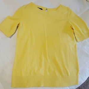 Talbots Short sleeves Sweater. PREV. Owned Sz. PS